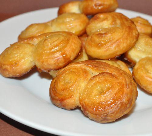palmiers au sucre de canne les recettes de la cuisine de asmaa