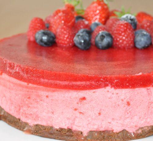 delice fraise spéculoos