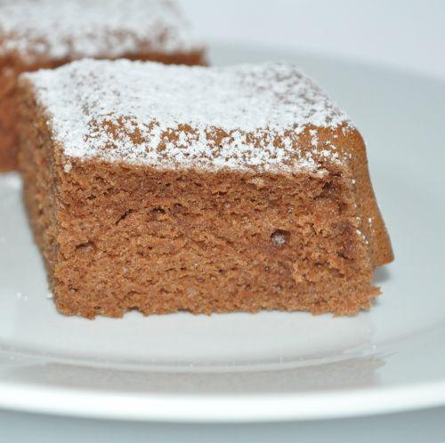Recette de gateau au chocolat ww