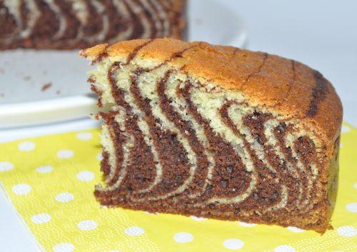 Gâteau Tigré  Les Recettes de la Cuisine de Asmaa