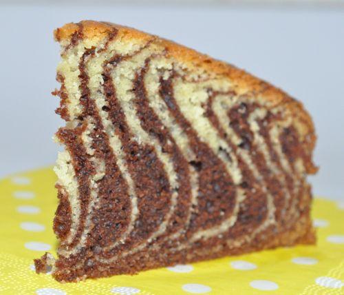 DSC 0163 Gâteau Tigré
