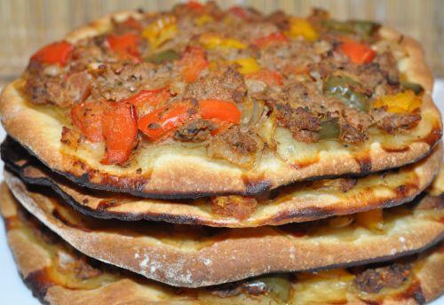 Lahmacun pizza turque les recettes de la cuisine de asmaa - Recettes de cuisine turque ...