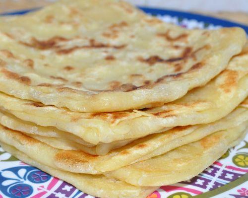 15 Msemens   Crêpes Marocaines