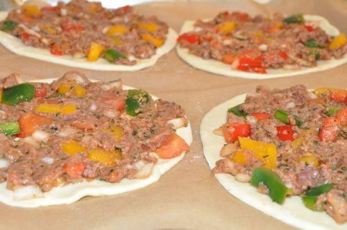 DSC 00071 Lahmacun   Pizza Turque