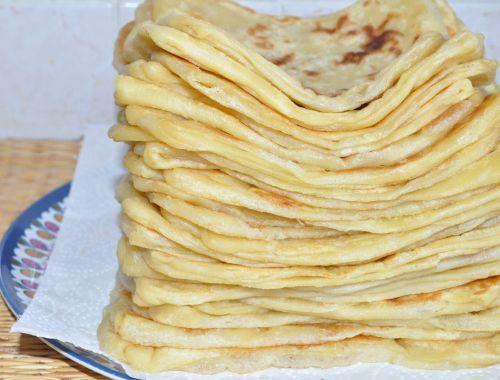 Msemen Farcies à la viande hachée Cuisine Marocaine Sousoukitchen
