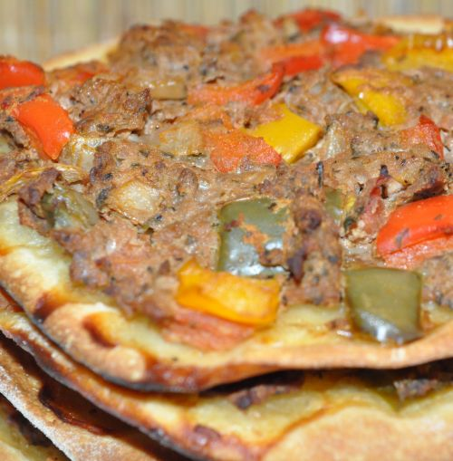 DSC 0023 Lahmacun   Pizza Turque