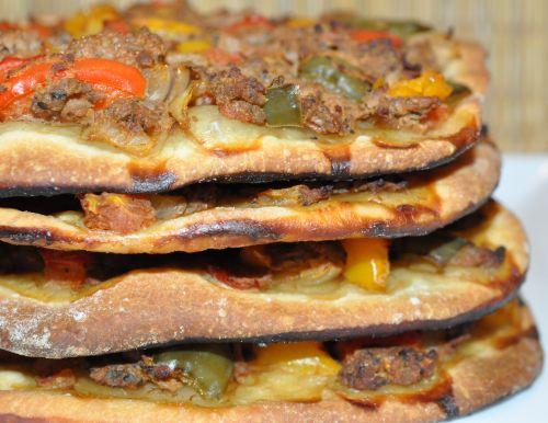 DSC 0026 Lahmacun   Pizza Turque