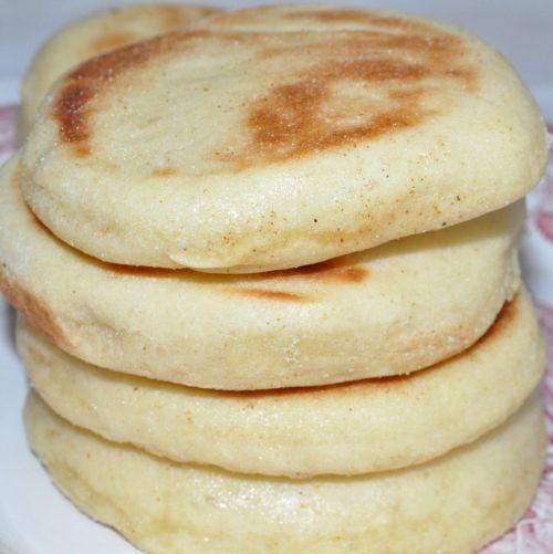 Batbout pain marocain cuit la po le les recettes de - Cuisine de choumicha recette de batbout ...