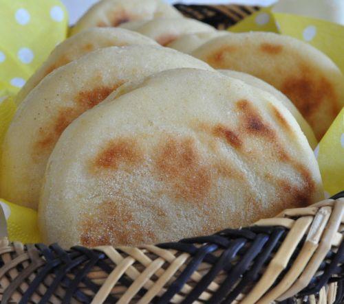 batbout pain cuit à la poele