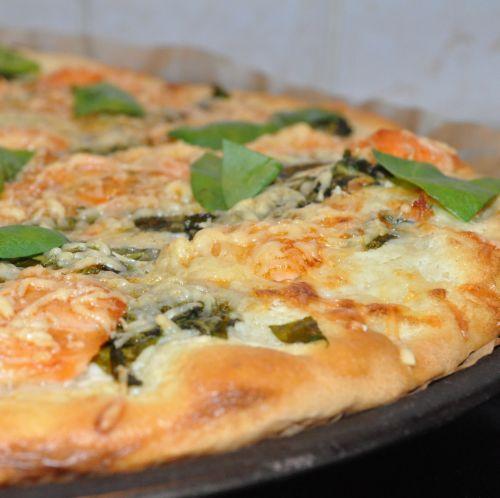 pizza de la mer