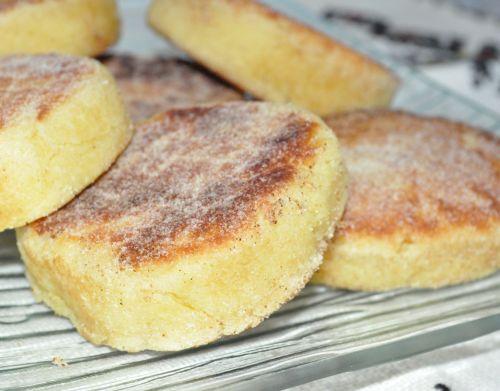 recette harcha au beurre