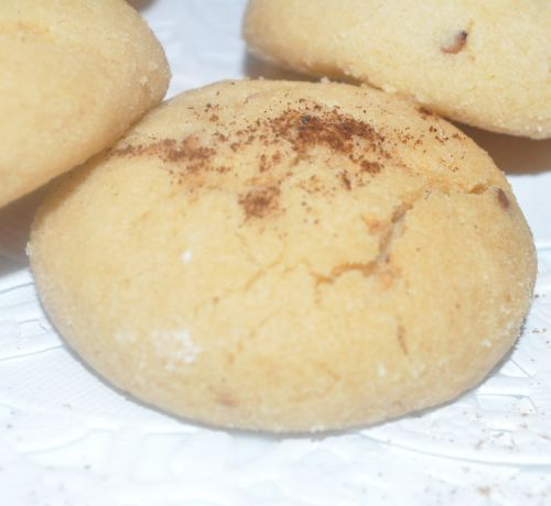 recette ghribas de rachida amhaouche