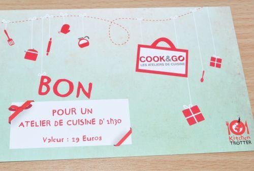 box kitchen trotter + cours de cuisine à gagner | les recettes de