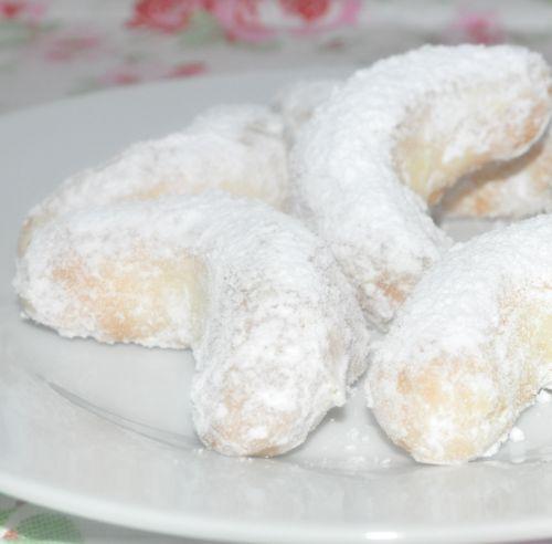 DSC 0038 Croissants à la noix de coco