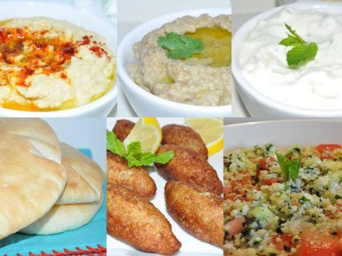 Slide16 Mezze Libanais