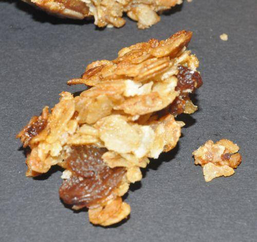 DSC 0036 Barres de céréales aux fruits secs