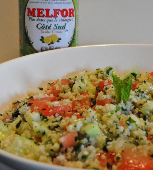 recette taboulé libanais facile