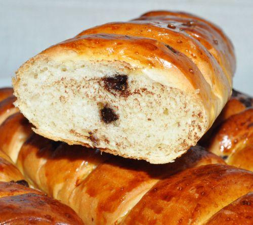 pain viennois au chocolat