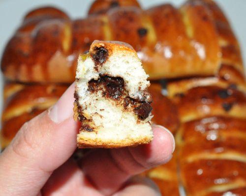 pain viennois chocolat