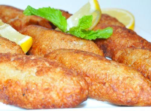 recette mezze libanais