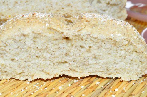 pain marocain  à l'orge