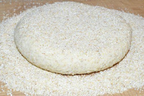 DSC 0093 Le Mahrache (pain à lorge)