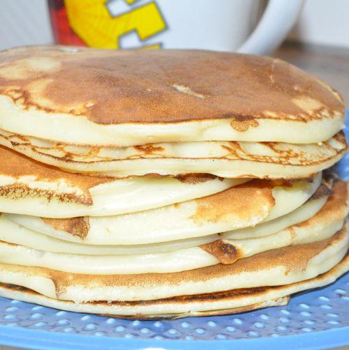 DSC 0019 Pancakes au fromage blanc
