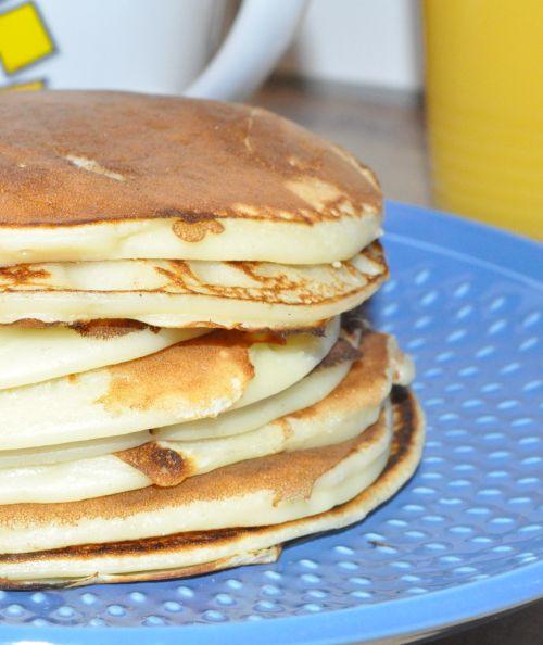 DSC 00191 Pancakes au fromage blanc