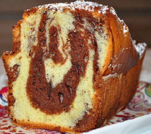 DSC 00661 Cake Marbré
