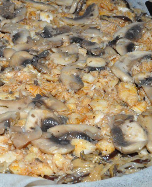 DSC 0013 Pastilla au poisson et aux crevettes