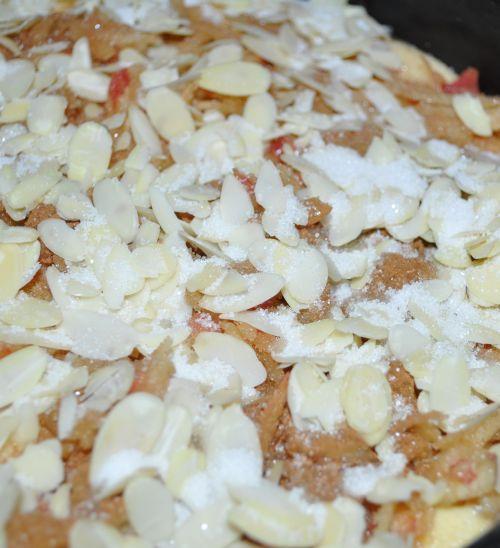 DSC 0152 Gâteau aux pommes et à la cannelle