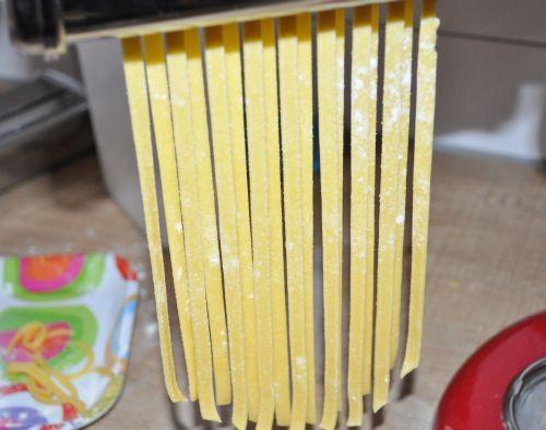 DSC 0025 Pâtes Fraîches maison