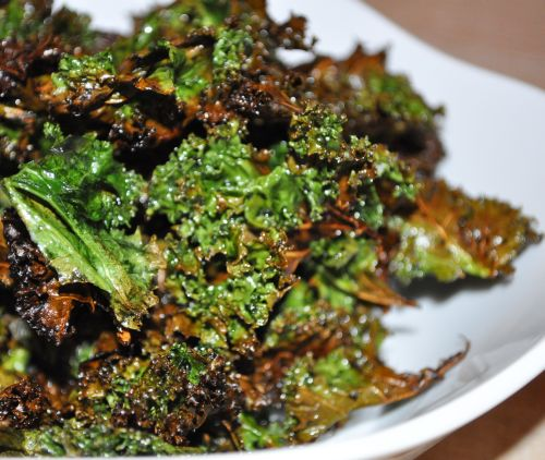DSC 00661 Chips de chou Kale