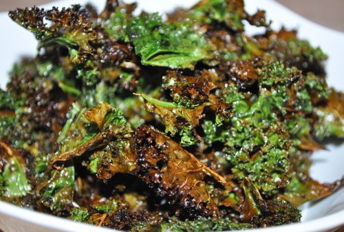 DSC 00671 Chips de chou Kale