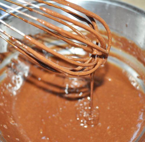 DSC 0020 Fondant chocolat spéculos
