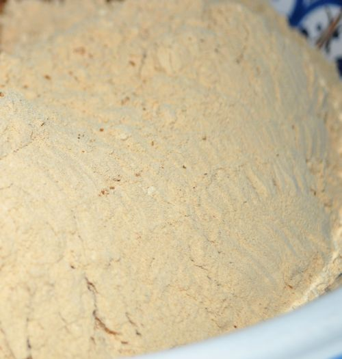 farine toréfiée