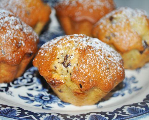 DSC 0013 Muffins aux deux chocolats