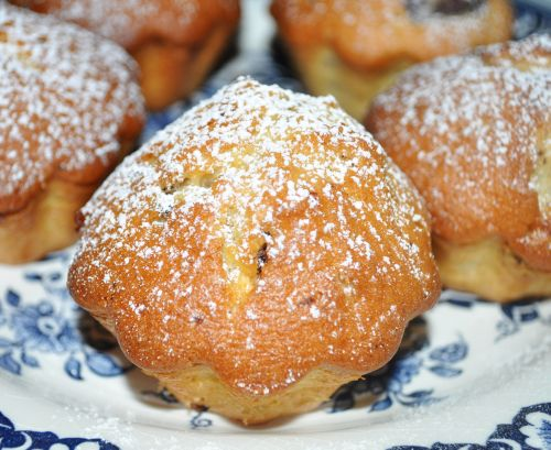 muffins gourmand au chocolat