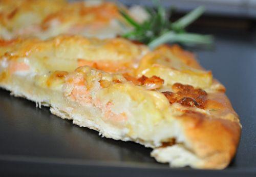 pizza rapide au sumon