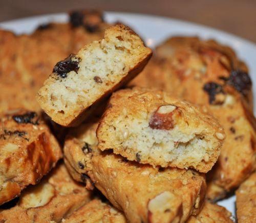 fekkas amande raisins secs