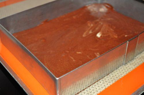 genoise chocolat