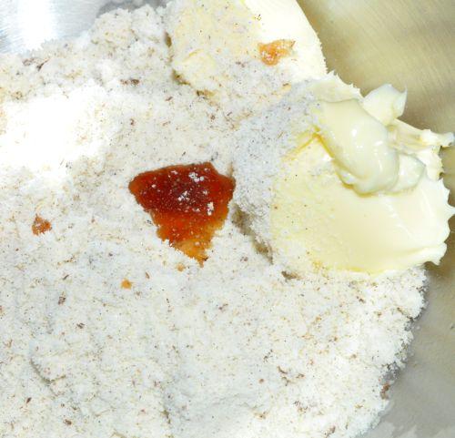 sablés a la vanille