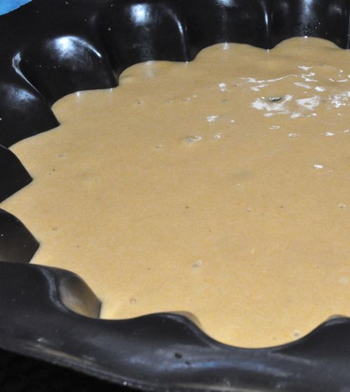 gateau danette vanille chocolat