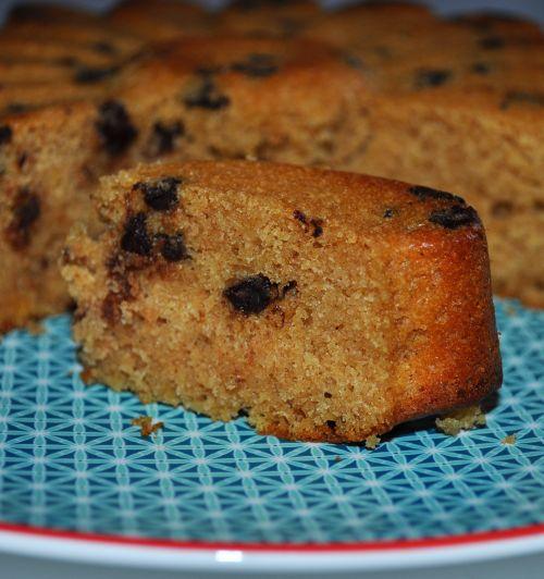 recette avec danette Gâteau à la danette et pépites de chocolat