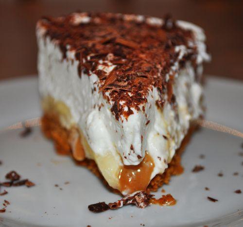 banoffe pie Banoffee Pie