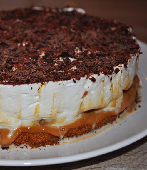 tarte banane caramel Banoffee Pie