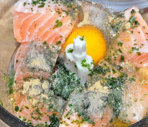 recette terine Terrine aux deux Saumons