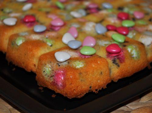 cookies géant Cookies géant aux dragées