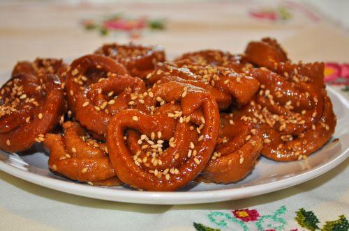 mkharka La Chebakia (recette spécial Ramadan)