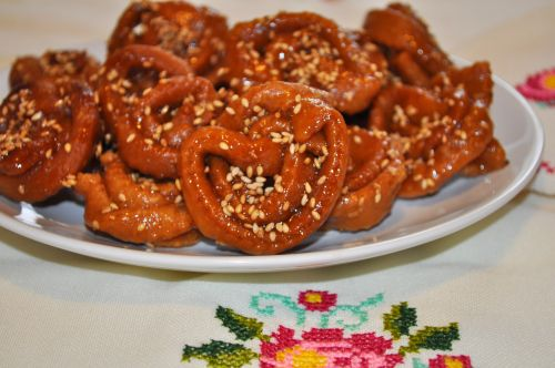 recette chebakia La Chebakia (recette spécial Ramadan)